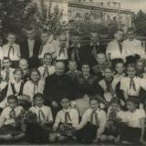 Краснодар. Школа №3, 1953 год