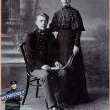 ст. Брюховецкая. Гринченко В.П., 1907 год