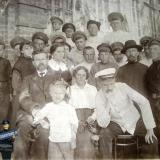 Станица Пашковская. 2-классное училище, около 1914 года