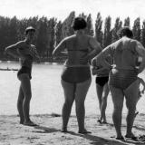 Краснодар. Пляж на Старой Кубани