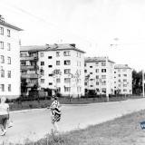 Краснодар. Улица Герцена. Середина 70-х годов