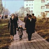 Ставропольская улица - от Стасова до Старокубанской