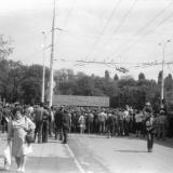 Октябрьская улица - от Володи Головатого до Северной