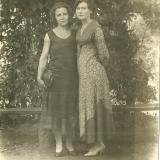 В Городском саду после музыкальной олимпиады, 1932 год