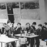 """Краснодар. В кафе """"Лебедь"""", Горпарк. (в простонародье """"Яма"""")."""