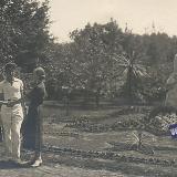 Краснодар. В парке Горького, 1938 год