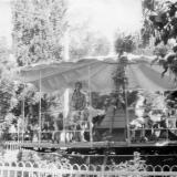 Краснодар. В сквере Дружбы, 1971 год