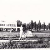 Краснодар. Возле стадиона КубГУ, 1980 год