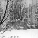 Краснодар. Зима, 1964 год.