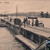 Геленджик. Бухта, до 1917 года