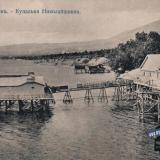 Геленджик. Купальня Николайшвили, около 1910 года