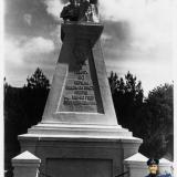 Геленджик. Памятник борцам революции, 1954 год.