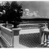 "Геленджик. Санаторий ""Солнце"", 1954 год."