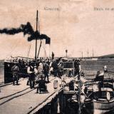 Геленджик. Вид на море с пристани, до 1917 года