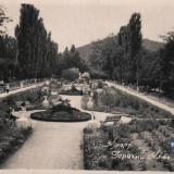 Горячий Ключ. Городской парк, 50-е годы