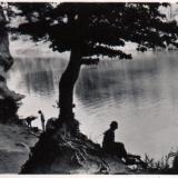 """Горячий ключ. У подножья скалы """"Петушок"""", 1965 год"""
