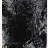 Горячий ключ. Вход в Дантово ущелье, 1965 год