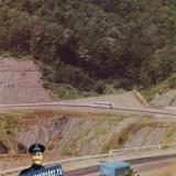 Горячий Ключ. Автострада, 1975 год.