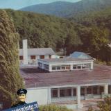 Горячий ключ. Курортная столовая, 1975 год