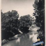 Горячий ключ. Река Псекупс, 1955 год
