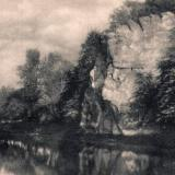 Горячий Ключ. Скала Петушиный гребень, 1930-е