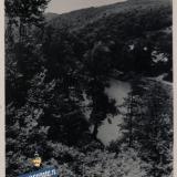 Горячий ключ. Уголок парка, 1955 год