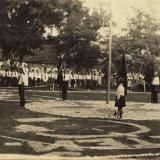 Горячий Ключ. Пионерлагерь, 1935 год
