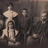 Майкоп. Фотоаталье Лабунского А.С., 1913 год