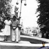 Майкоп. Городской парк, 1950-е годы
