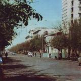 Майкоп. На улице города. 1973 год.