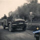 Майкоп. На въезде в город, 1942 год