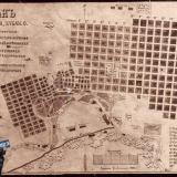 Майкоп. План г. Майкопа, до 1917 года