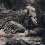 Майкоп. №28. Пороги на р. Белой, около 1914 года