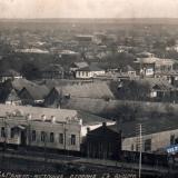Майкоп. Северо-восточная сторона с вышки, около 1911 года