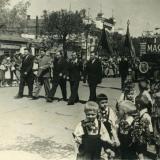 Майкоп. Первомай 1948-го.