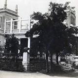Новороссийск. Кафе - Ресторан в Городском саду, 1939 год.