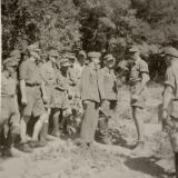 Награждение немецких солдат, Маркотхский хребет, Новороссийск