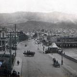 Новороссийск. Портовая улица, начало 30-х годов.