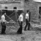 Новороссийск. 1979 год. Восстановление дома-музея Н.Островского