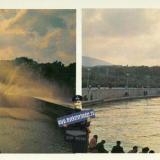 """Новороссийск. Фонтан """"Дарующий воду. Набережная, 1982 год"""
