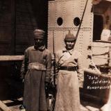 Новороссийск. Гражданская война. Солдаты, 1920-е