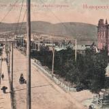 Новороссийск. Коммерческое Агентство Влад. Железной дороги, не позже 1912 года