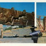 """Новороссийск. Памятник-ансамбль """"Рубеж обороны"""", 1982 год"""