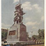 Новороссийск. Памятник воинам-освободителям