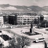 Новороссийск. Площадь Свободы, 27.03.1975 года