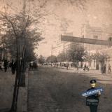 Новороссийск. Серебряковская улица, 1920-е