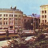 Новороссийск. Угол улицы Советов и улицы Свободы, 1968 год.
