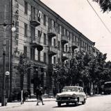 Новороссийск. Ул. Советов, ул. Черноморская, 1969 год