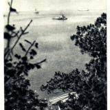 Новороссийск. Морской этюд, 1966 год