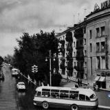 Новороссийск. Улица Советов, 1966 год